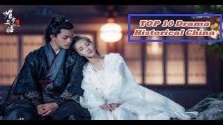 TOP 10 Drama Historical China Terbaik dan Terpopuler Sepanjang Masa (Wajib Nonton)