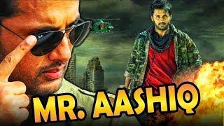 Mr  Aashiq (2018) Telugu Hindi Dubbed Full Movie | Nithin, Mishti, Nassar