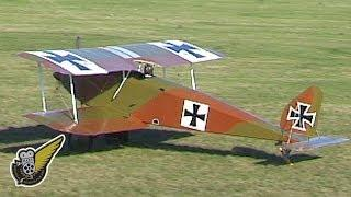 Very Rare German Fighter Aircraft From WW1