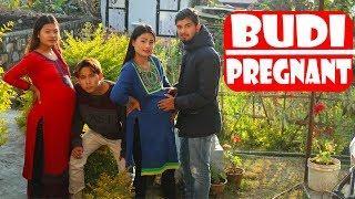 Budi Pregnant |Buda vs Budi |Nepali comedy Short Film |SNS Entertainment| EP-11