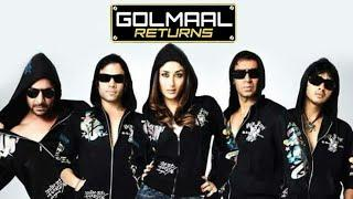 Golmaal returns full movie HD | Golmaal again full hindi movie | Bollywood comedy movies | Hindi