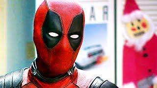 ONCE UPON A DEADPOOL Full Movie Trailer (2018) Ryan Reynolds