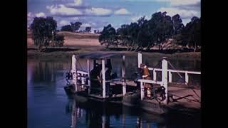 Moggill Ferry Ride 1943