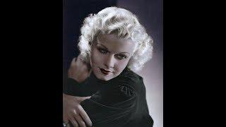 61 Beautifully Colorized Photos of Jean Harlow during the 1930s
