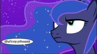 [MLP Comic Dub] Foal Fans (cute comedy)