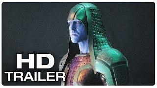 CAPTAIN MARVEL Super Bowl Trailer (2019) Marvel Superhero Movie HD