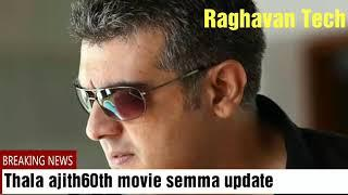 Thala 60 is a historical film?|vishnuvardhan &thala ajithmovie