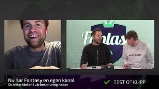 FanTV Fantasy S02: Gameweek 13 (Ny kanal)