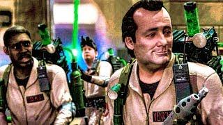 GHOSTBUSTERS All Cutscenes Full Game Movie