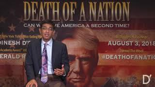 "Larry Elder - Dinesh D'Souza's New Film: ""Death of a Nation"""