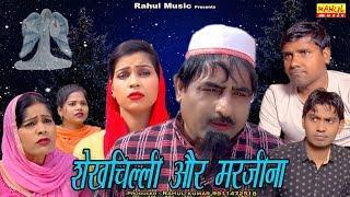 शेखचिल्ली और मरजीना  | नई कॉमेडी फिल्म | Shekhchilli Comedy Movie 2019 | Rahul Music