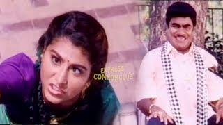 Babu Mohan Old Movie Ultimate Comedy Scene | Telugu Comedy Scene | Express Comedy Club