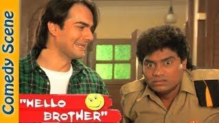 Johnny lever Comedy - Hello Brother Movie - Salman Khan - Rani Mukerji- #Shemaroo Indian Comedy