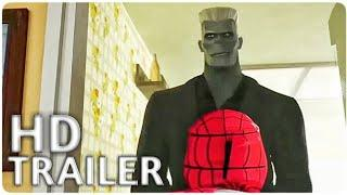 SPIDER-MAN: INTO THE SPIDER-VERSE Tombstone Reveal Trailer (2018) Animated Superhero Movie [Full HD]