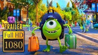 ???? MONSTERS UNIVERSITY (2013) | Full Movie Trailer in Full HD | 1080p