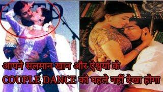 SALMAN KHAN AND AISHWARYA RAI BACHAN COUPLE PERFORMANCE TOGATHER HISTORICAL COUPLE DANCE