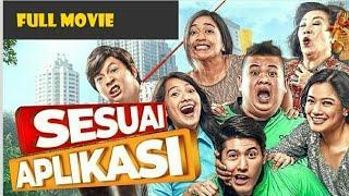 SESUAI APLIKASI ( Film Bioskop Drama Komedi Lucu 2018 ) || Full movie || Ojol wajib nonton ini