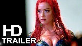 AQUAMAN Amazing Worlds Trailer NEW (2018) Superhero Movie HD
