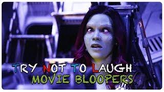 AVENGERS INFINITY WAR Full Bloopers - Gag Reel & Outtakes (2018) Superhero Movie HD