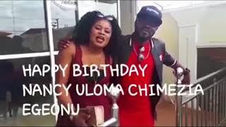 Chief Imo Comedy || Happy birthday Happy New Month . Shout out from the chief