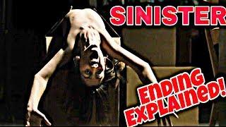 Sinister (2012) Ending Explained + Full Movie Story Explanation in Hindi