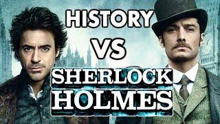 Sherlock Holmes is Surprisingly Accurate || Movie History
