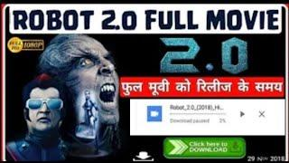 How To Download Robot 2.0 Full HD Movie In Hindi | Download Latest Bollywood Hindi Movies