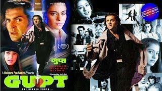 Gupt Full Movie {HD} Bobby Deol | Manisha Koirala | Kajol | Paresh Rawal