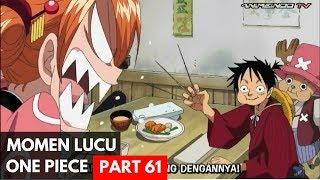 Momen Lucu One Piece Sub Indo Part 6 - Luffy Oyabun