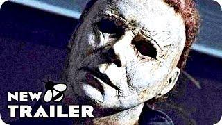Halloween Trailer 2 (2018) Jamie Lee Curtis Horror Movie