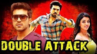 Double Attack (Naayak) Hindi Dubbed Full Movie| Ram Charan, Kajal Aggarwal