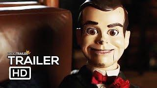 GOOSEBUMPS 2 Official Trailer #2 (2018) Haunted Halloween Comedy Movie HD