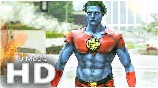 CAPTAIN PLANET (2019) Live Action Superhero Movie HD