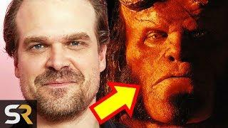 10 Incredible Facts About The New Hellboy Movie