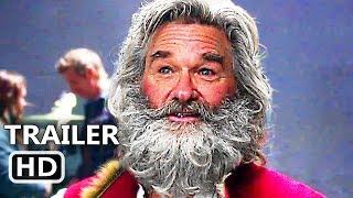 THE CHRISTMAS CHRONICLES Official Trailer (2018) Kurt Russell, Netflix Santa Movie HD