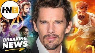 Ethan Hawke Slams LOGAN & Superhero Films and Calls Them Overrated