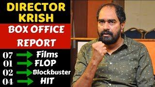 Manikarnika Director Krish Box Office Collection Analysis Hit, Flop and Blockbuster Movies List