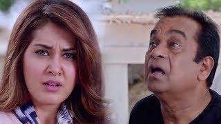 Brahmi & Rashi Khana Super Hit Comedy Scene | Telugu Comedy Scene| Express Comedy Club