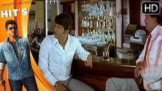 Puneeth Rajkumar And Komal Drinking Best Comedy Scenes | Arasu Kannada Movie | Kannada Movie Scenes