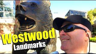 5 WESTWOOD VILLAGE & UCLA Must See Historic Landmarks & Movie & TV Filming Locations