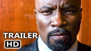 LUKE CAGE Season 2 Official Final Trailer (2018) Marvel, Netflix TV Show HD