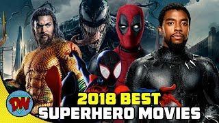 Top 8 Superhero Movies of 2018 Ranked in Hindi | DesiNerd