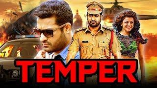 Temper Hindi Dubbed Full Movie   Jr NTR, Kajal Aggarwal, Prakash Raj