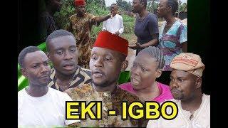 EKI - IGBO  CHRONIC COMEDY GREG AMEN [ LATEST BENIN MOVIE 2018 ]