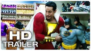 SHAZAM Trailer #3 Official (NEW 2019) Superhero Movie HD