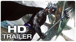 AQUAMAN Official Final Trailer (NEW 2018) Jason Momoa Superhero Movie HD