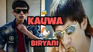 Kauwa biryani -Run movie spoof |vijay raaz All comedy Scene |run movie comedy |choti ganga​ | run |