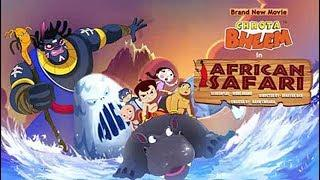 Chhota Bheem African Safari Full Movie Chota bheem in hindi