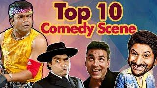 #Shemaroo Bollywood Comedy - Top 10 Comedy Scenes (HD) Ft - Arshad Warsi | Johnny Lever | Rajpal