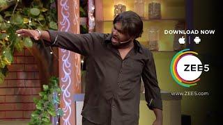 Kushal Badrike As Sunil Shetty | AA BB KK Marathi Movie | Chala Hawa Yeu Dya | Zee Marathi